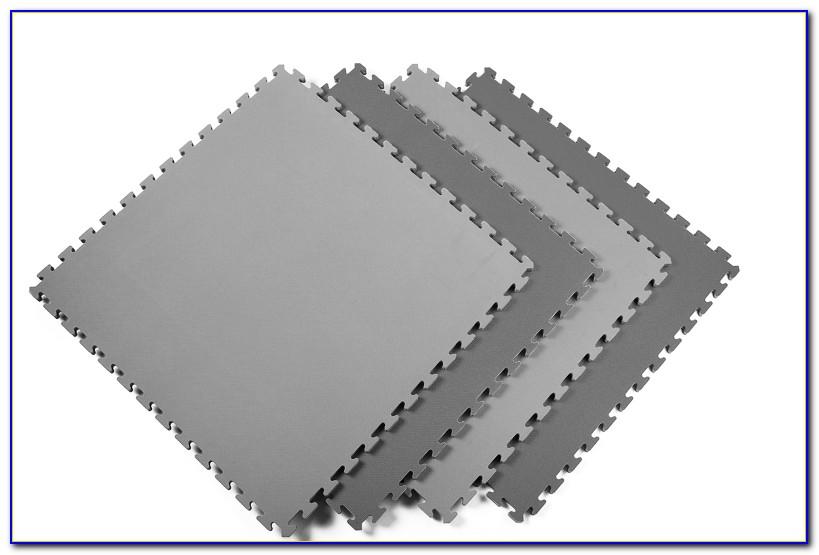 Interlocking Soft Floor Tiles