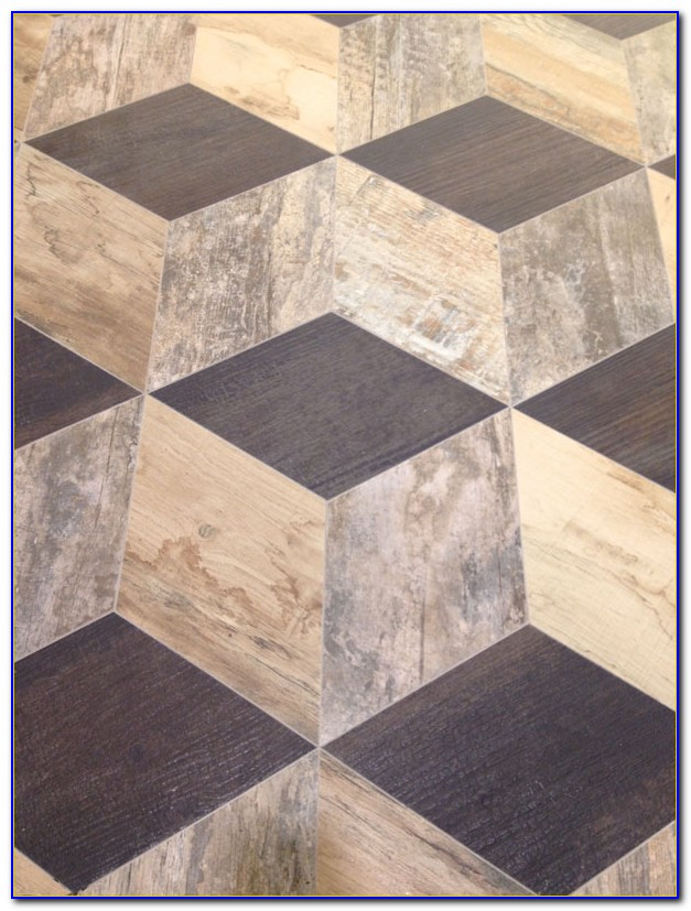 Large Hexagon Ceramic Tile