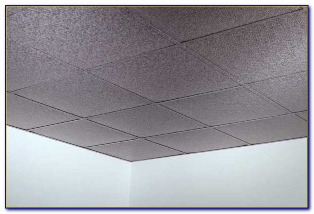 Lay In Grid Ceiling Tiles