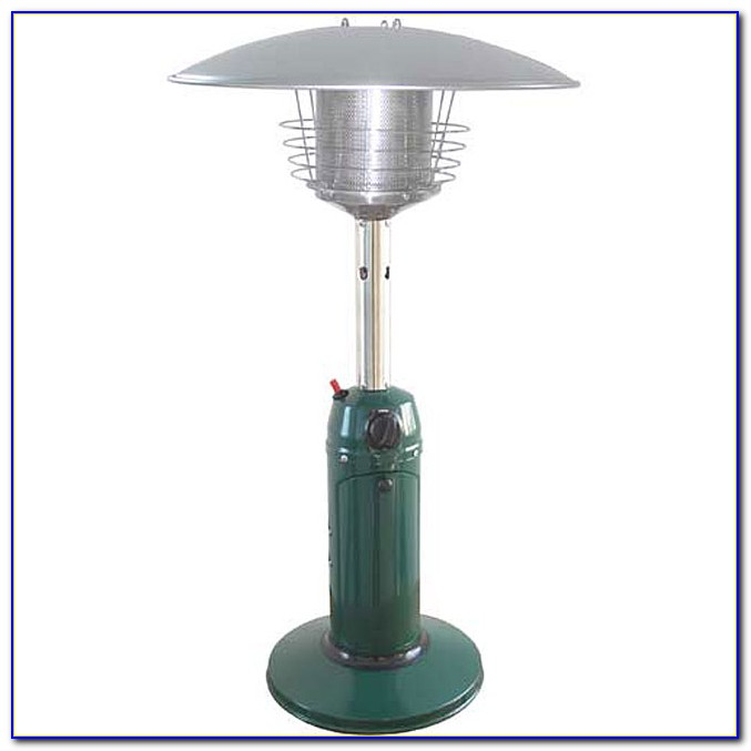 Maze Rattan Electric Tabletop Patio Heater