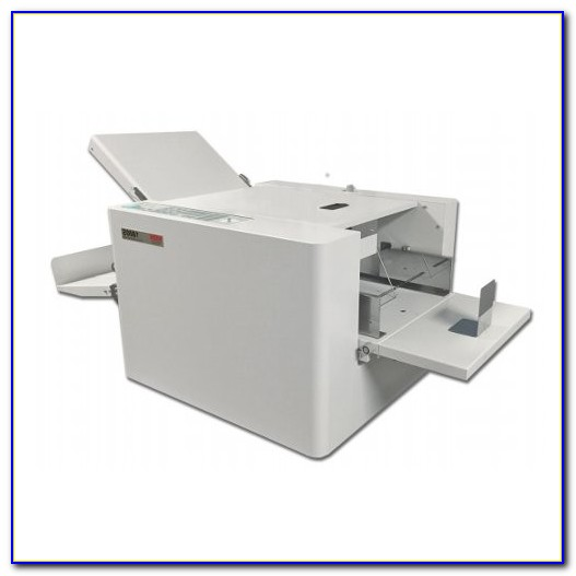 Mbm 93m Tabletop Folding Machine