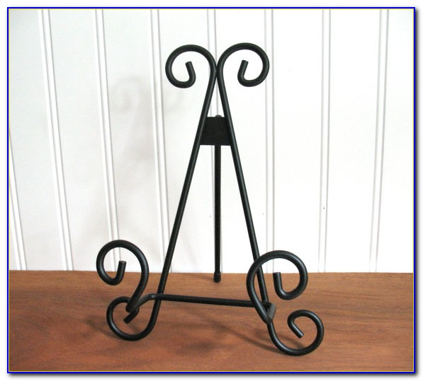 Metal Table Top Artist Easel