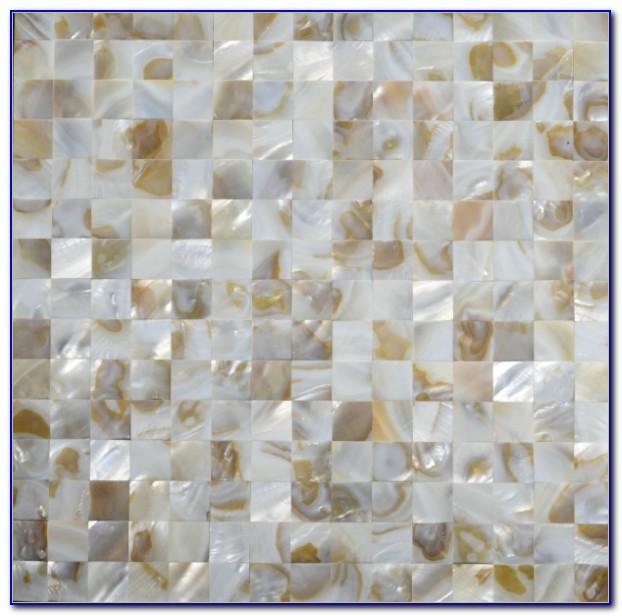 Mother Of Pearl Subway Tile Backsplash