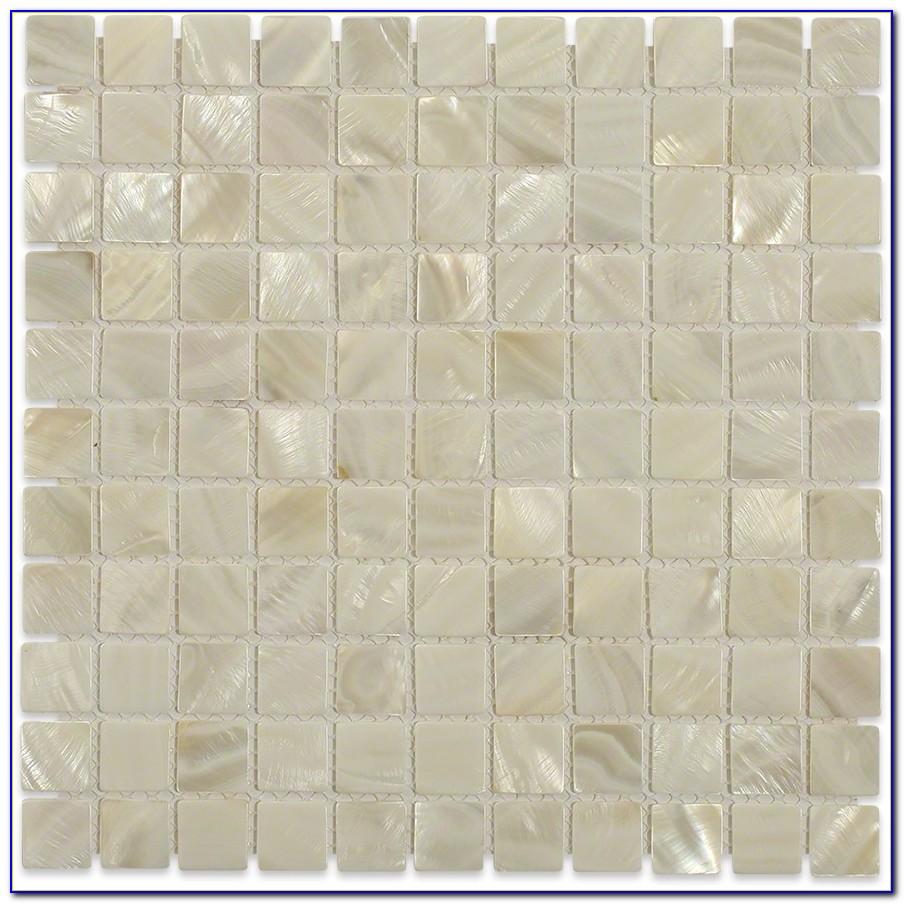 Mother Of Pearl Tiles Bathroom