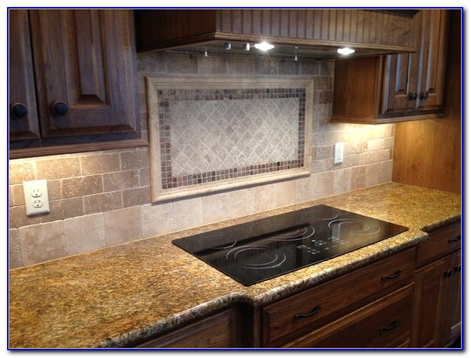 Natural Stone Tile Backsplash Ideas