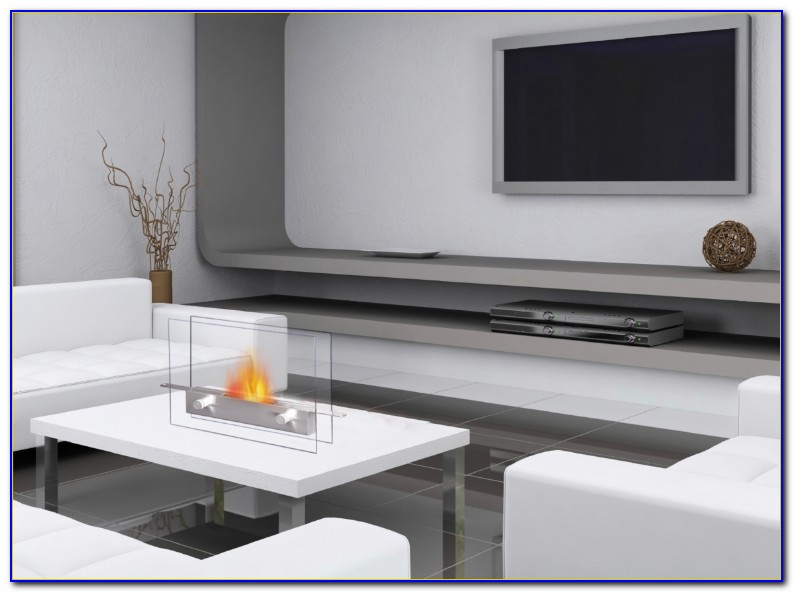Oasis Bio Ethanol Tabletop Fireplace