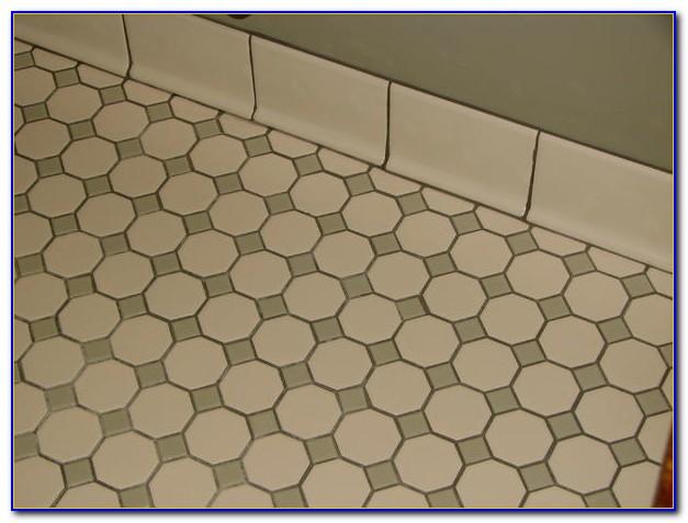 Octagon And Dot Tiles Brisbane