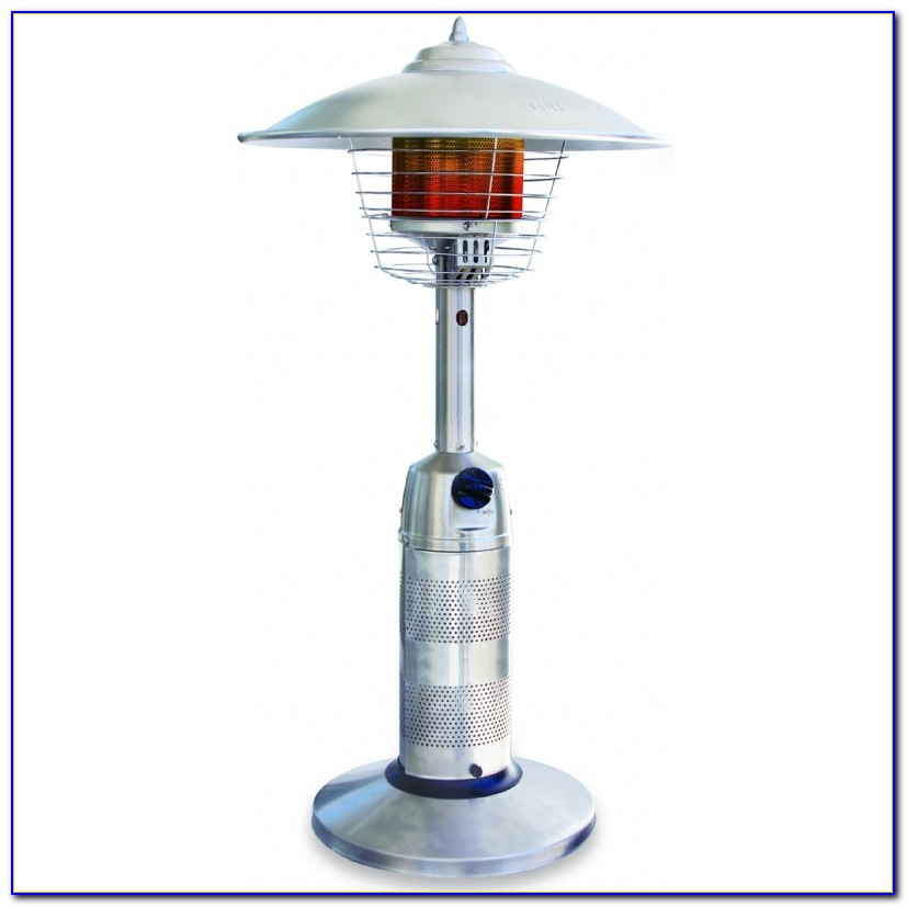 Outdoor Table Top Heaters Gas
