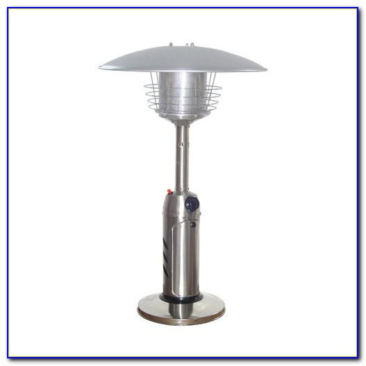 Outdoor Table Top Heaters Propane