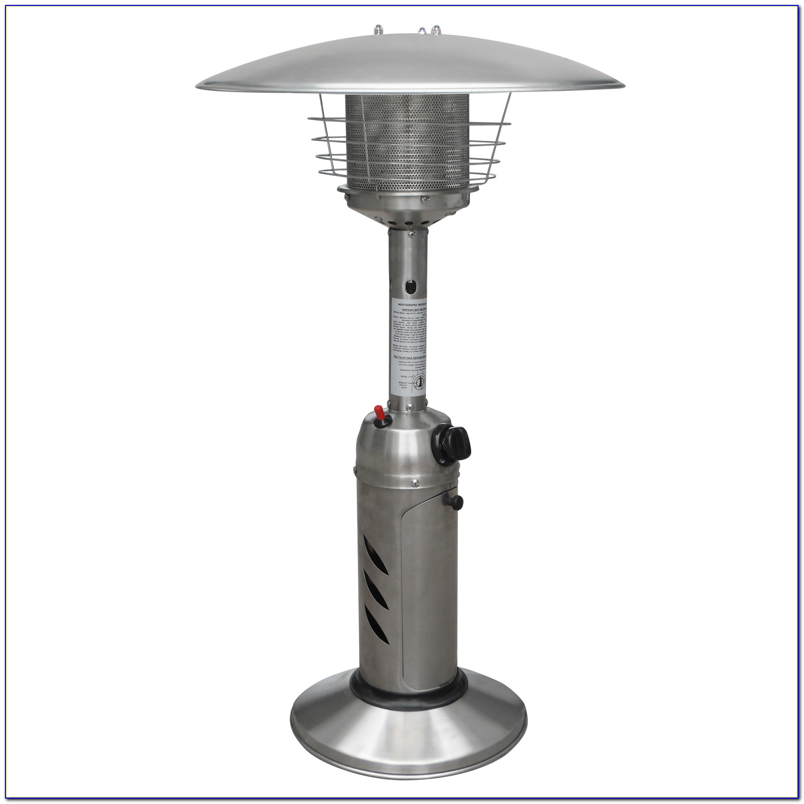 Outdoor Tabletop Gas Heaters
