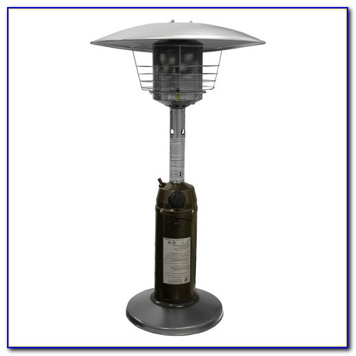 Outdoor Tabletop Heater Model Pg155t