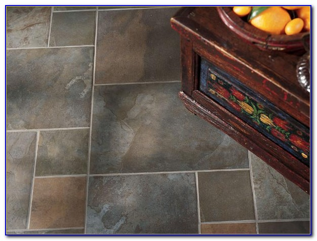Peel And Stick Floor Tile On Concrete