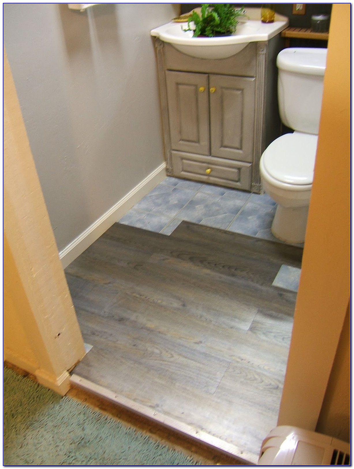 Peel And Stick Floor Tiles For Bathroom