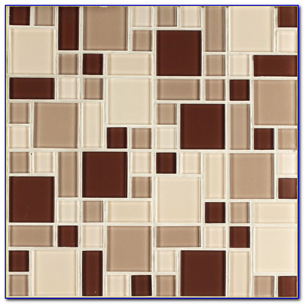 Peel And Stick Glass Tiles Backsplash