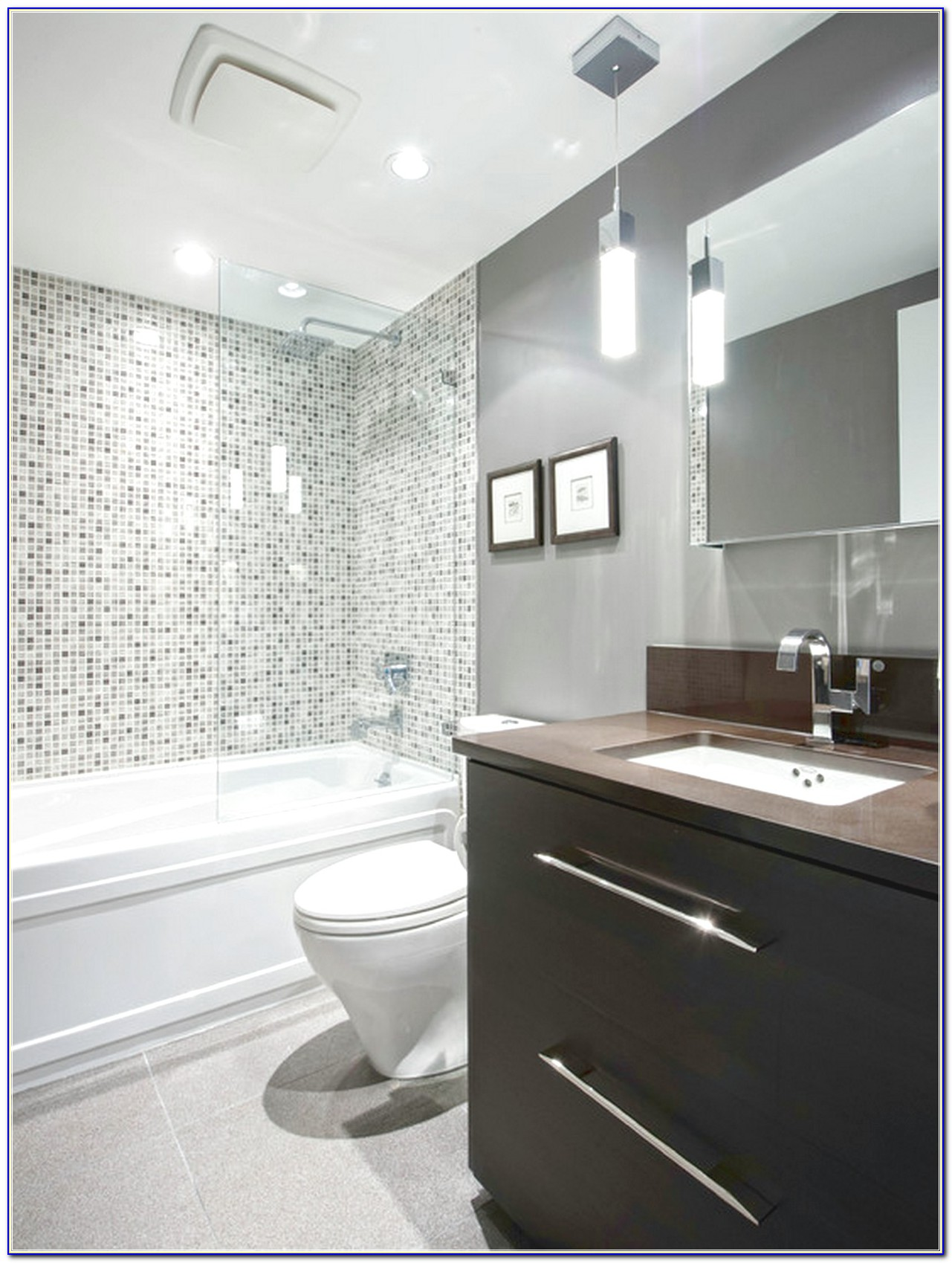 Peel And Stick Wall Tiles Bathroom