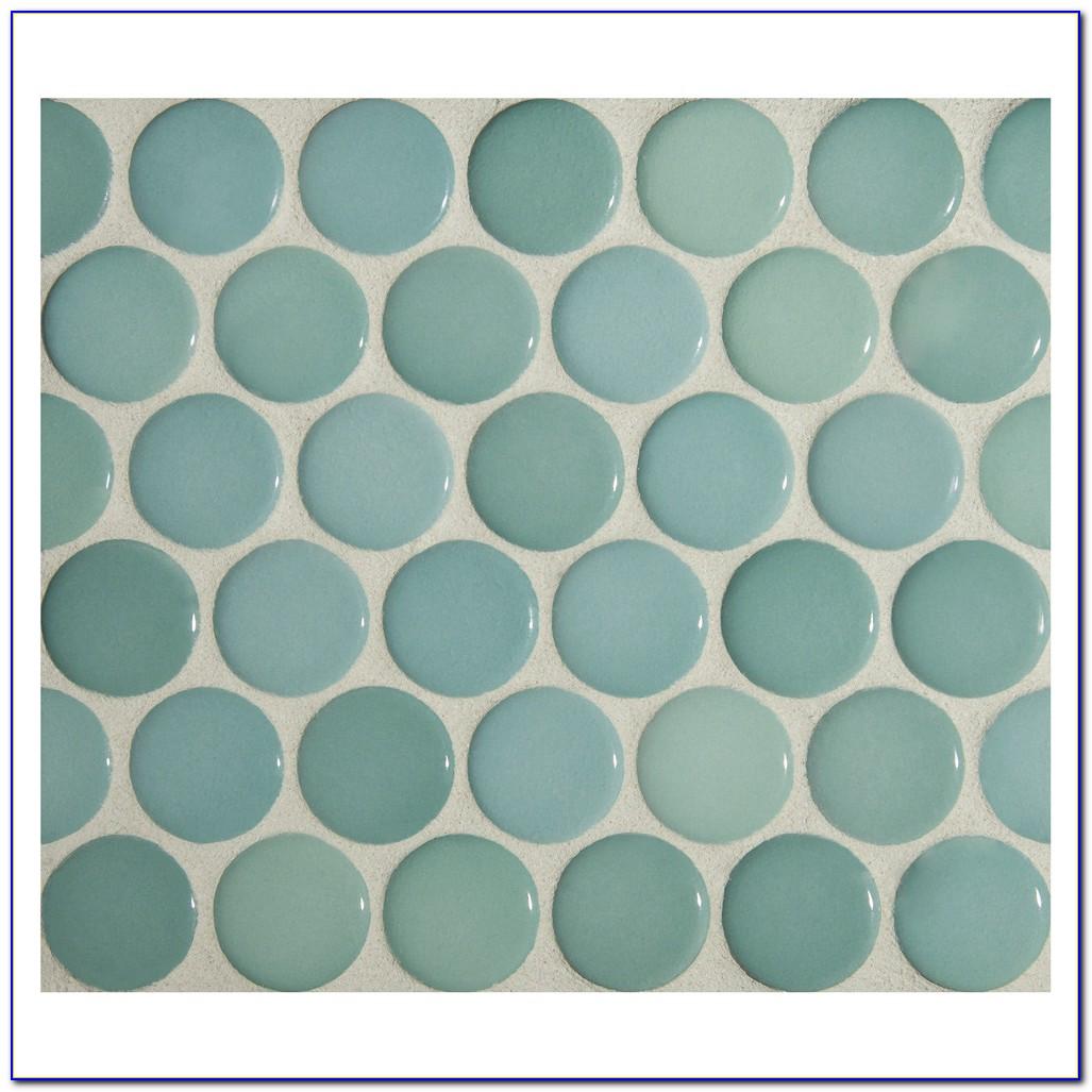Penny Round Mosaic Tile Australia