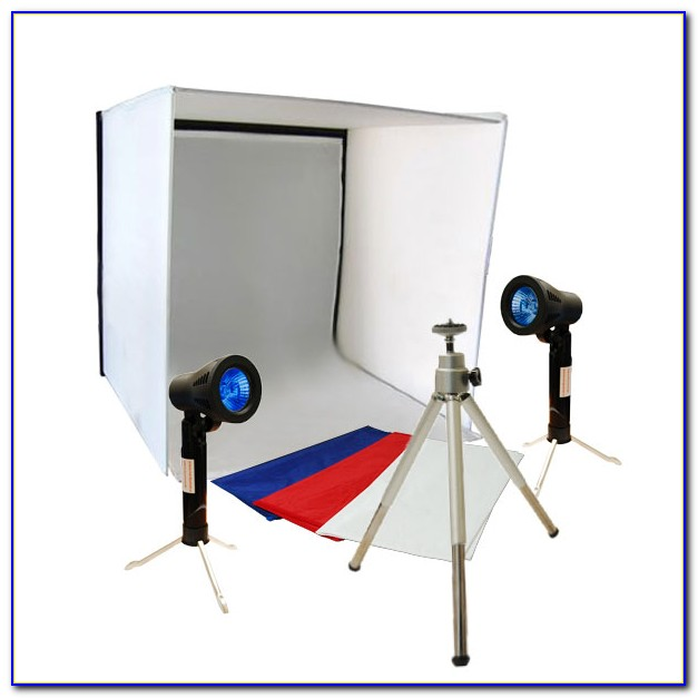 Polaroid Tabletop Photo Studio Kit