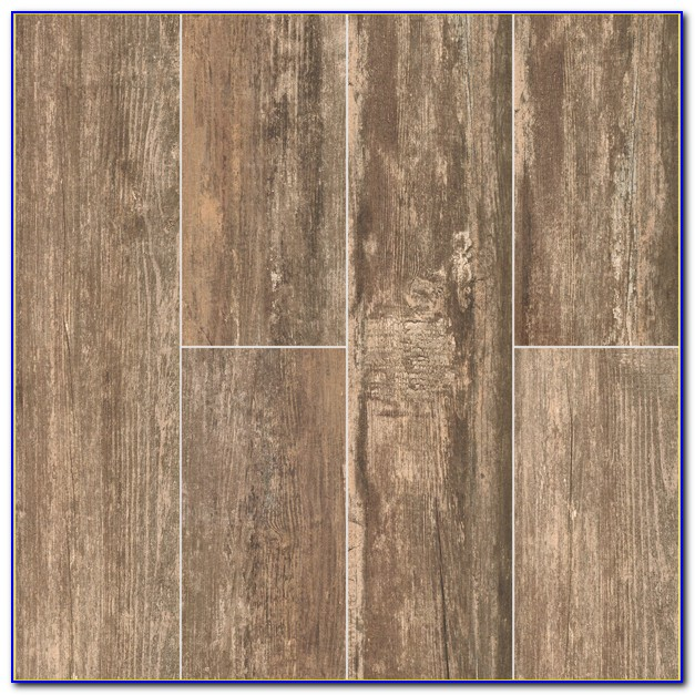 Porcelain Wood Grain Tile