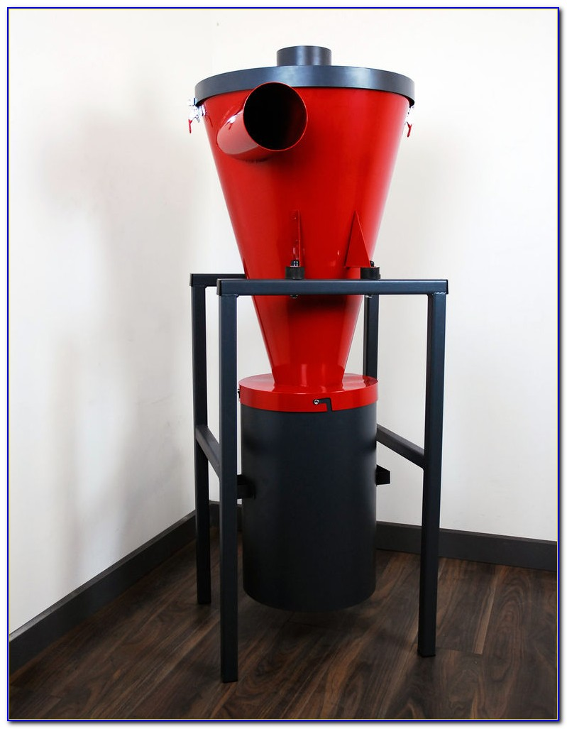 Portable Tabletop Dust Collector