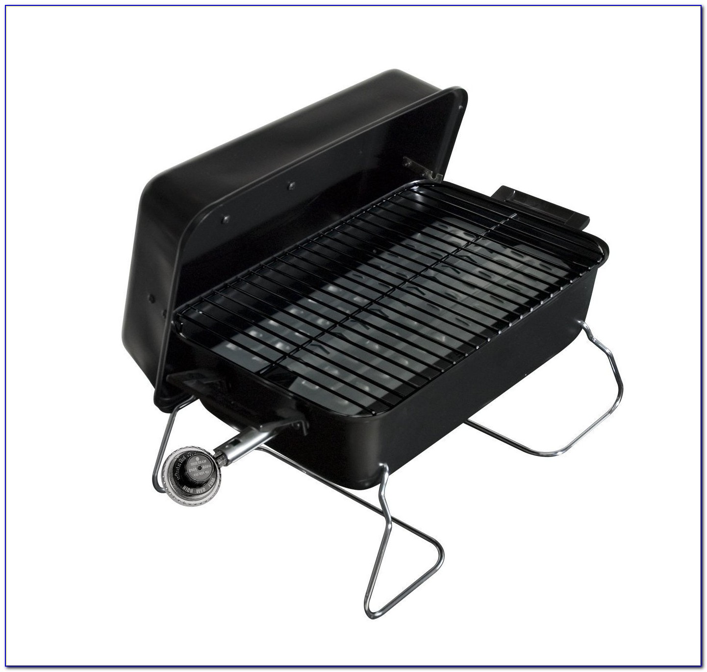 Portable Tabletop Gas Grill