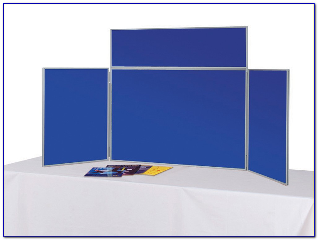 Portable Tabletop Trade Show Displays