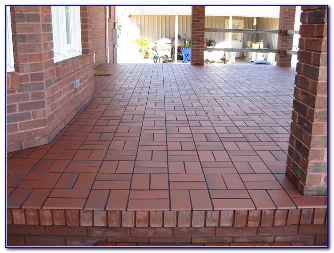 Putting Tile Over Concrete Patio