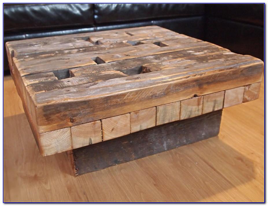 Reclaimed Wood Restaurant Table Tops