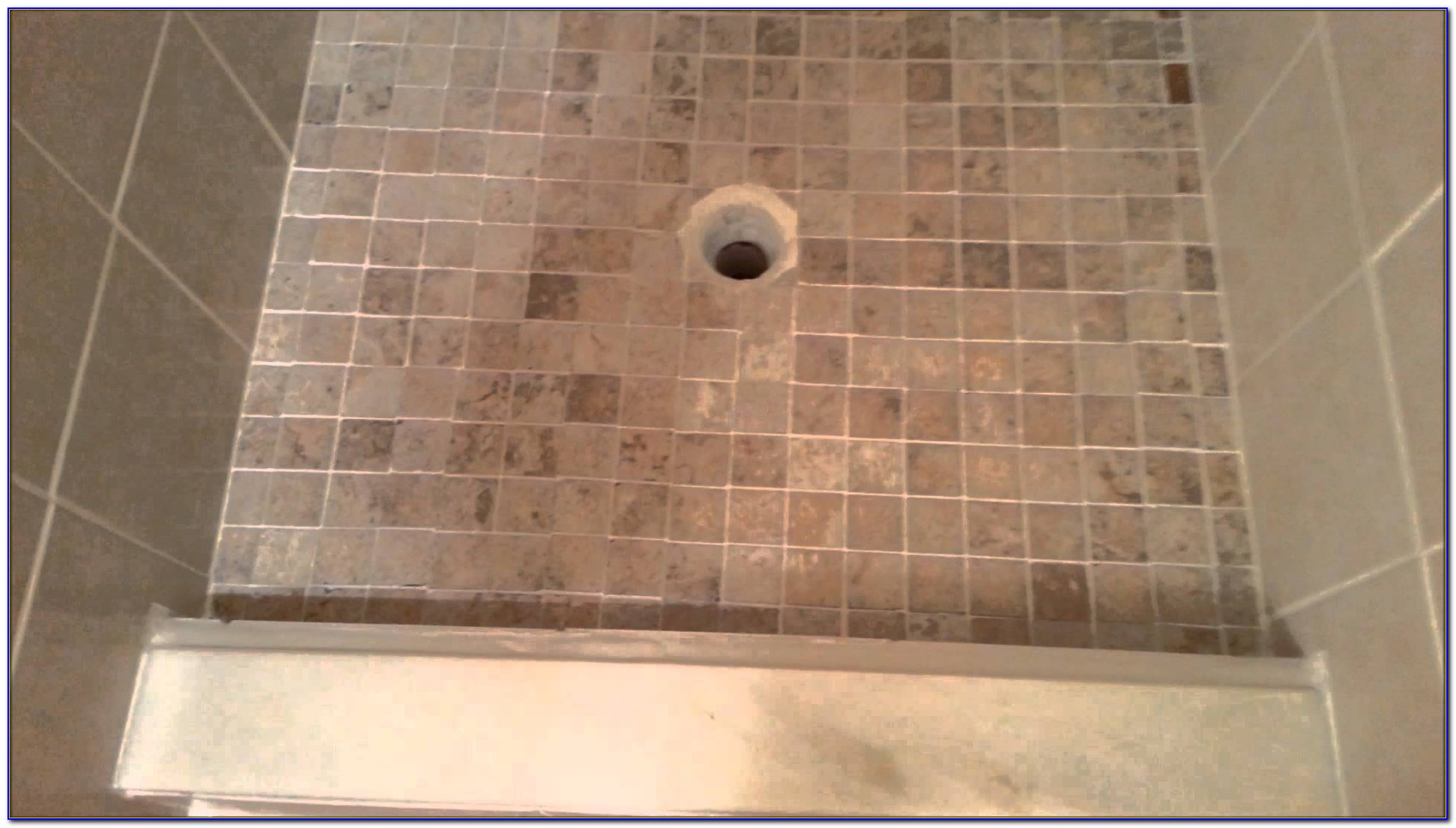 Redi Tile Shower Pan Installation Video