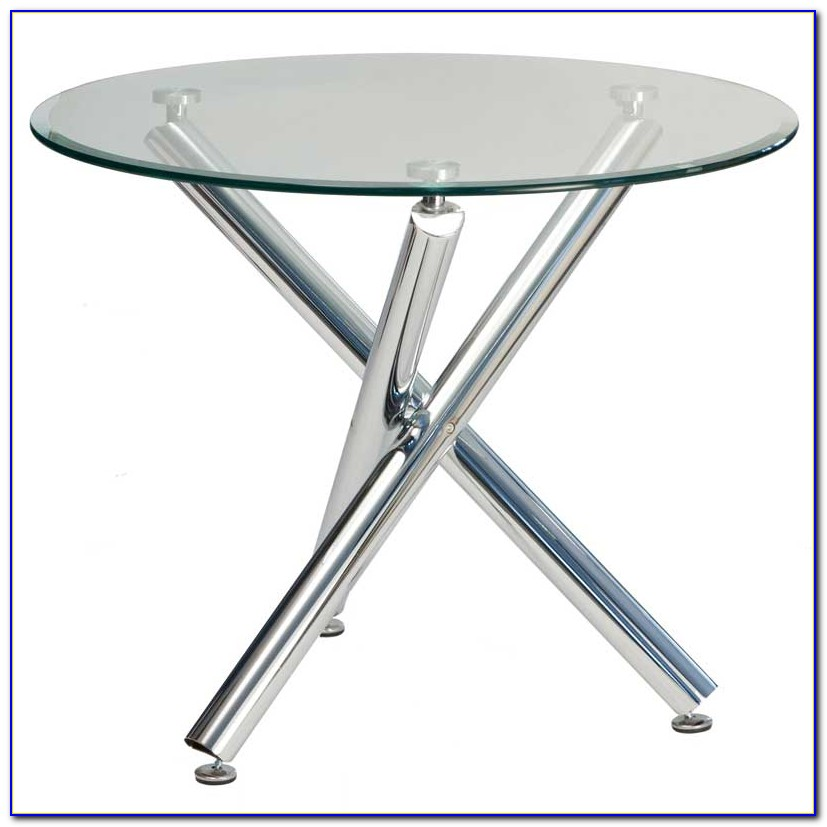 Round Glass Table Top 48 Inches