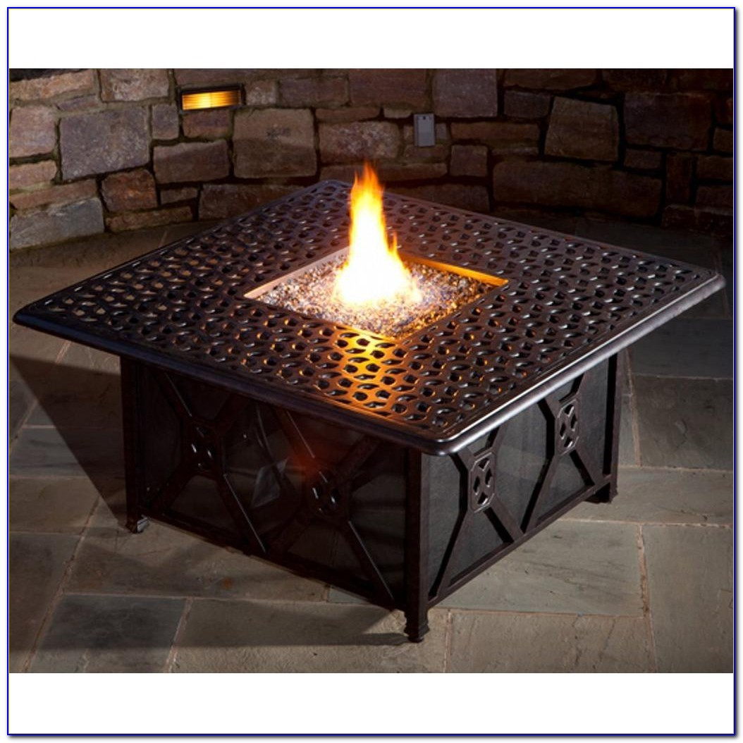 Royce Table Top Propane Fire Pit