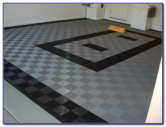 Rubber Garage Floor Tiles Uk