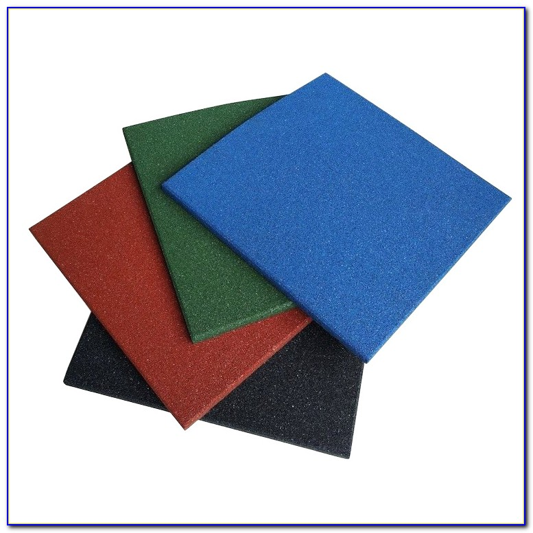Rubber Interlocking Floor Tiles Canada