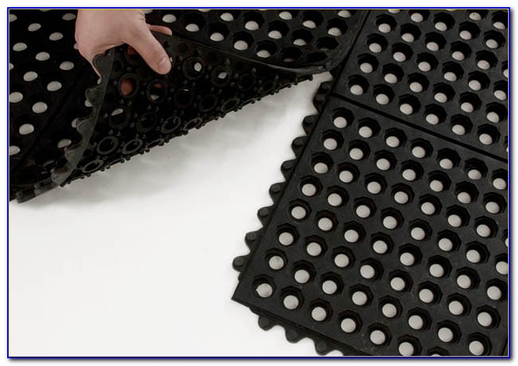 Rubber Interlocking Floor Tiles Cape Town