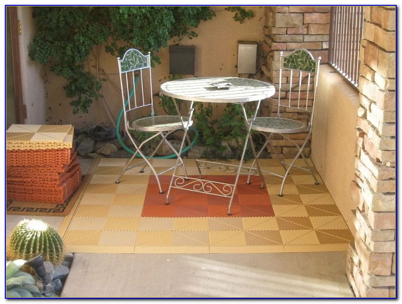 Rubber Outdoor Flooring For Patios