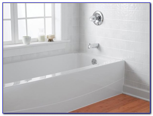 Rustoleum Tub And Tile Refinishing Kit Before And After