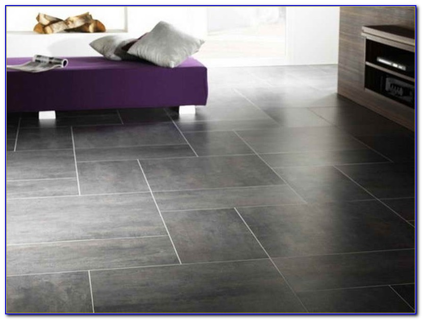 Self Adhesive Floor Tiles Black And White