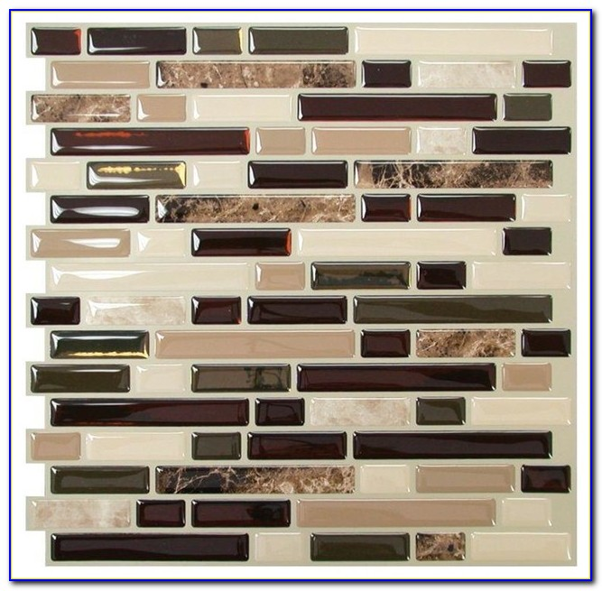 Self Adhesive Wall Tiles B&q