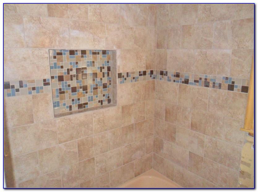 Shower Shelf Tile Insert