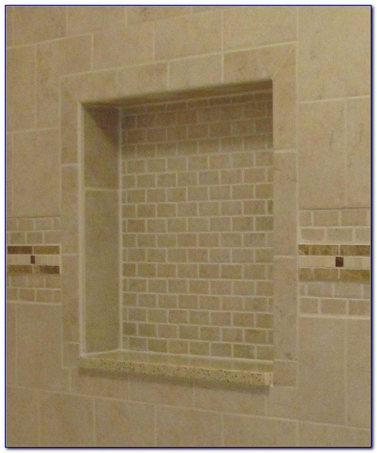 Shower Shelves For Tile Recessed