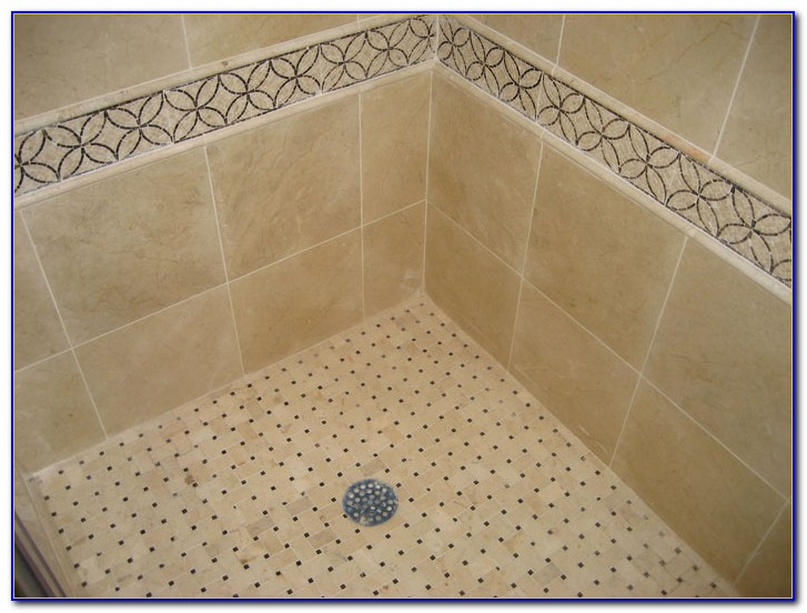 Shower Stall Bases For Tile