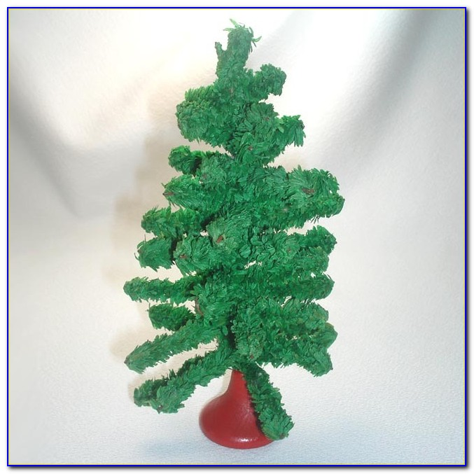 Small Artificial Tabletop Christmas Trees