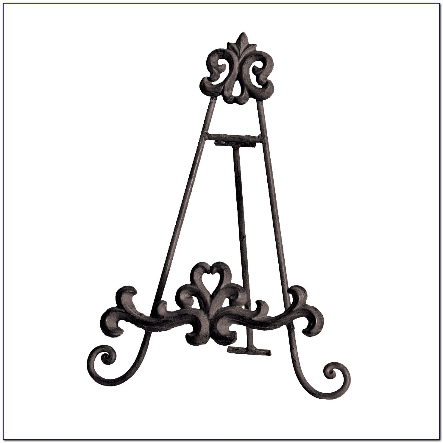 Small Metal Table Top Easels