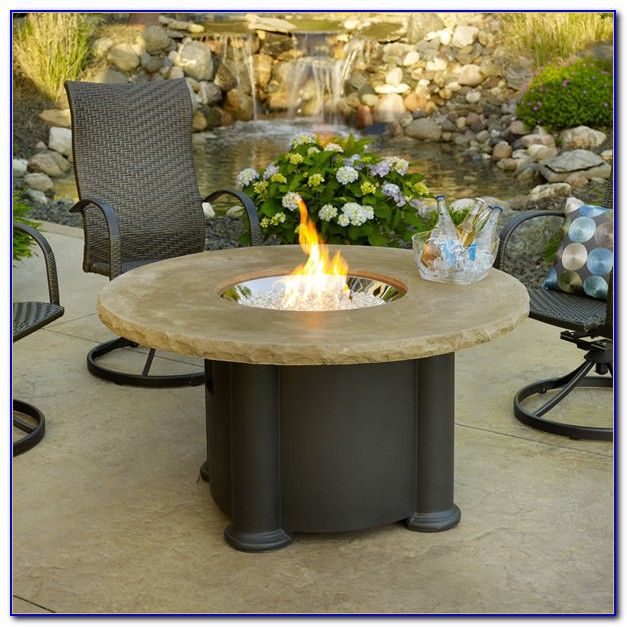 Small Tabletop Gas Fire Pits