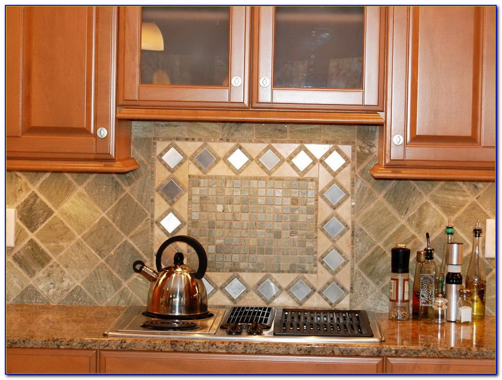 Small Tin Tiles For Backsplash