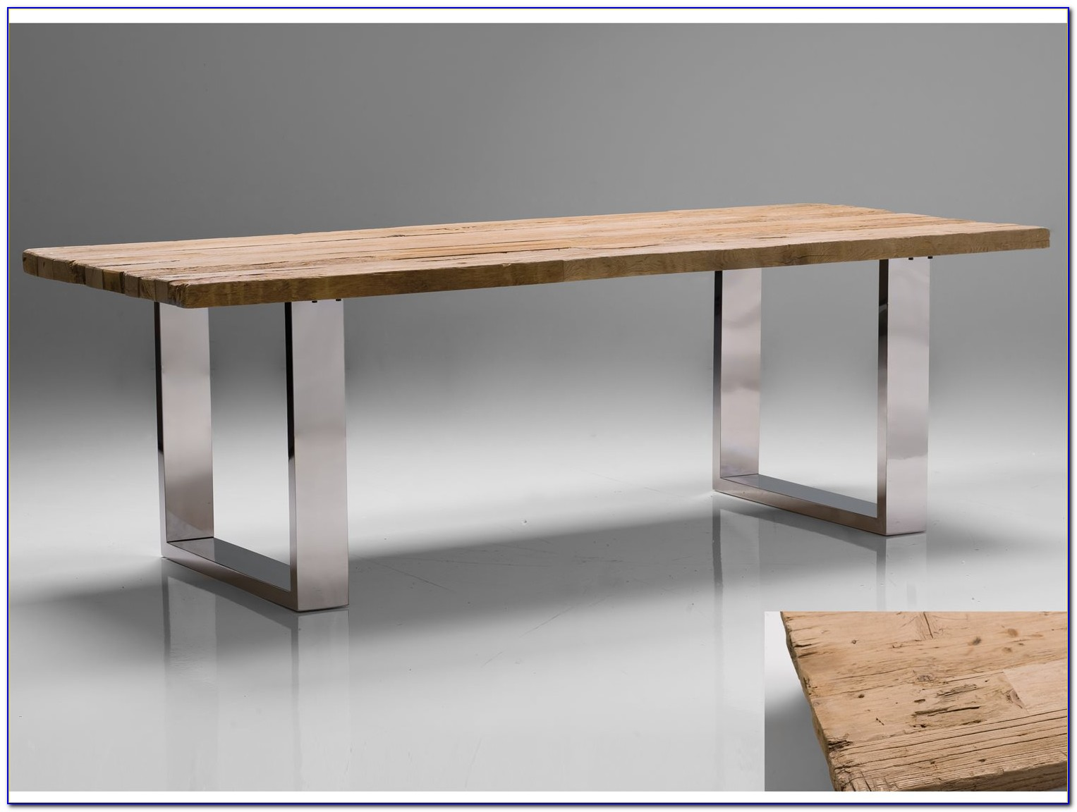 Solid Wood Table Top Construction