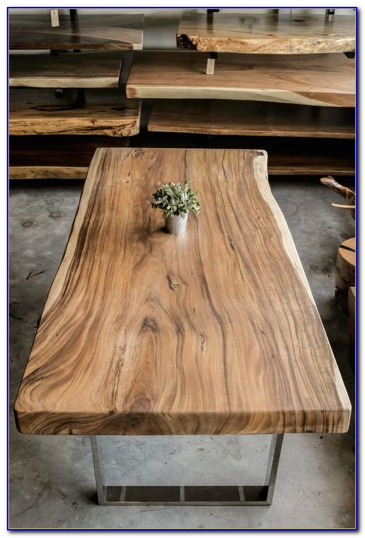 Solid Wood Table Top Singapore