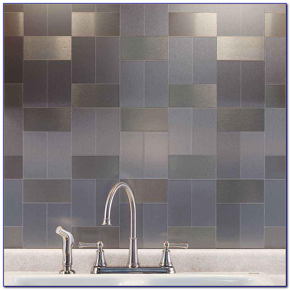 Stainless Steel Backsplash Tiles Canada