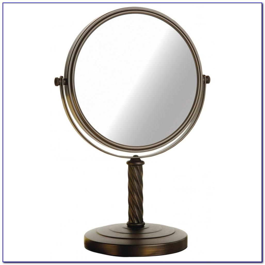 Starlet Table Top Lighted Vanity Mirror 34 X 23