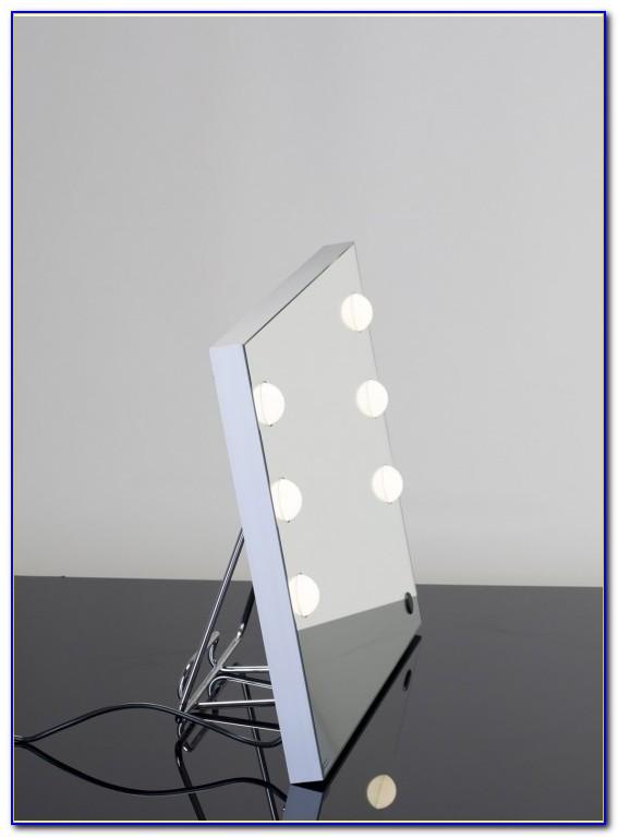 Starlet Table Top Lighted Vanity Mirror 34