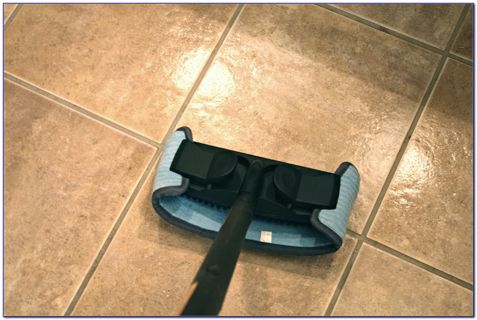 Steam Clean Saltillo Tile Floors